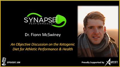 Dr. Fionn McSwiney