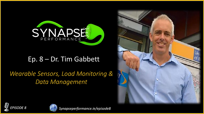 Dr. Tim Gabbett