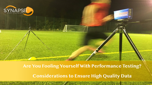 Are You Fooling Yourself With Performance Testing?  Considerations to Ensure High Quality Data