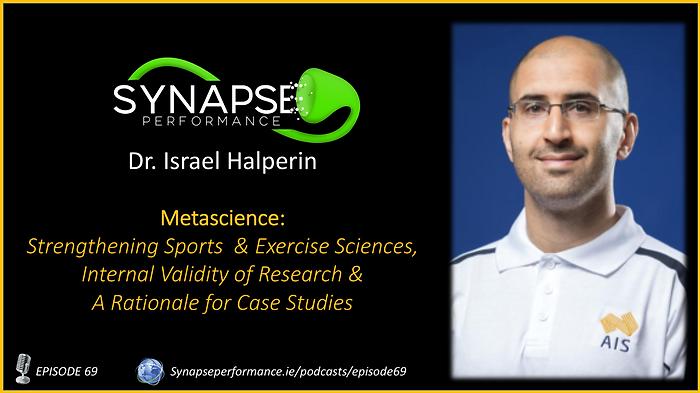 Dr. Israel Halperin