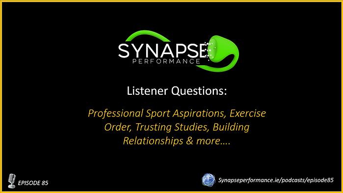 David Nolan - Listener Questions