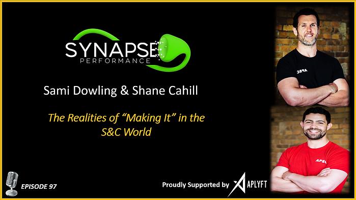 Sami Dowling & Shane Cahill