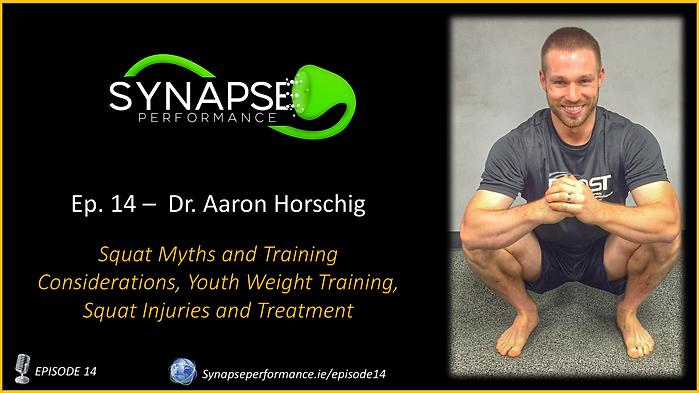 Dr. Aaron Horschig