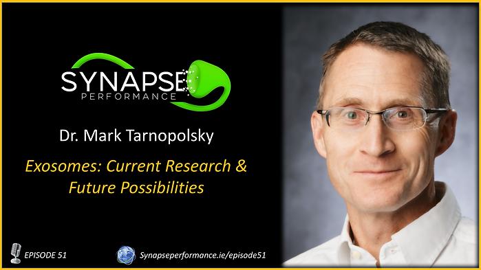 Dr. Mark Tarnopolsky