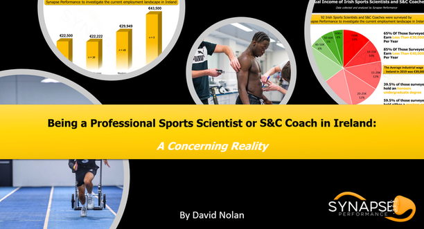 Being a Professional Sports Scientist or S&C Coach in Ireland: A Concerning Reality