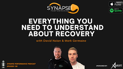 Training-recovery-GAA