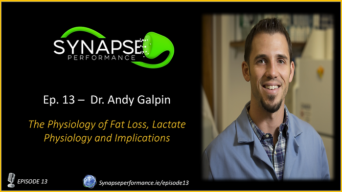 Dr. Andy Galpin