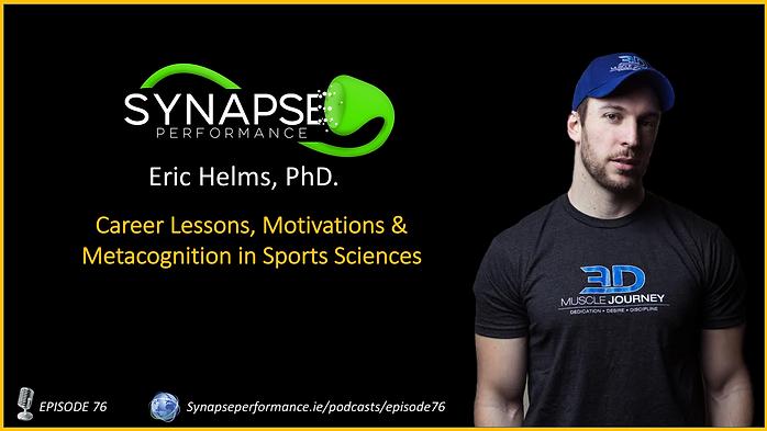 Eric Helms, PhD.
