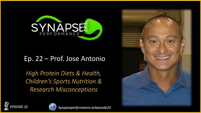 Prof. Jose Antonio