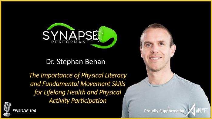 Dr. Stephan Behan