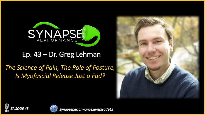 Dr Greg Lehman
