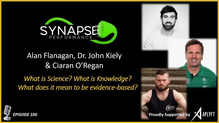 Alan Flanagan, John Kiely & Ciaran O'Regan