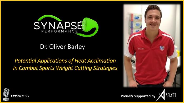 Dr. Oliver Barley