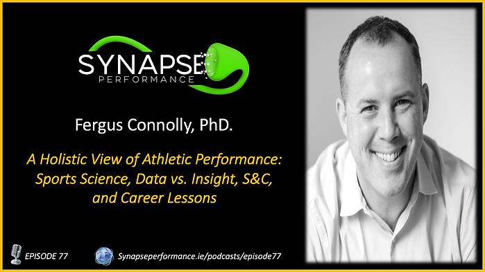 Fergus Connolly, PhD.