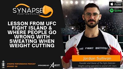 Jordan Sullivan UFC