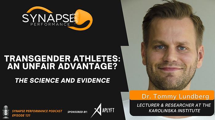 Dr. Tommy Lundberg
