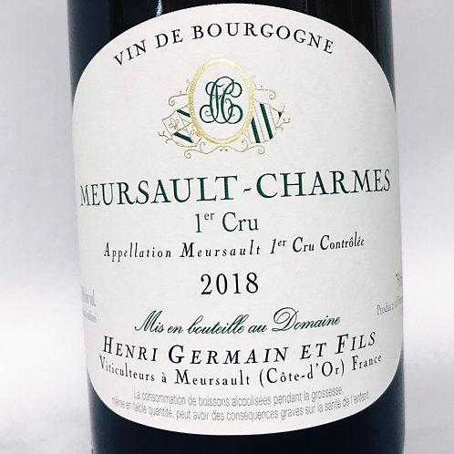 Henri germain Mersault  charmes 18