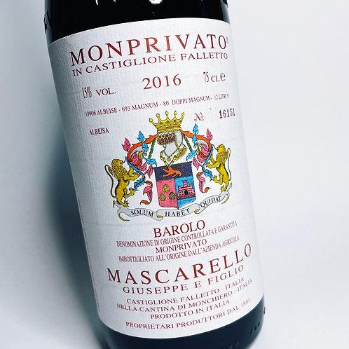 G. Mascarello Barolo Monprivato 16