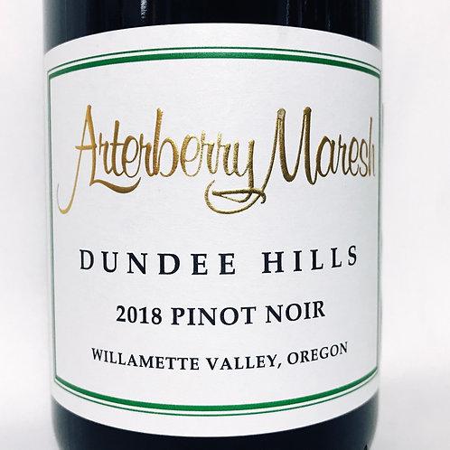 Arterberry Maresh Dundee Hills 18 Pinot Noir