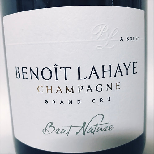 Benoit Lahaye Brut Nature