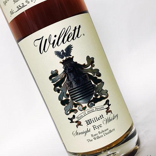 Willet Rye Whiskey