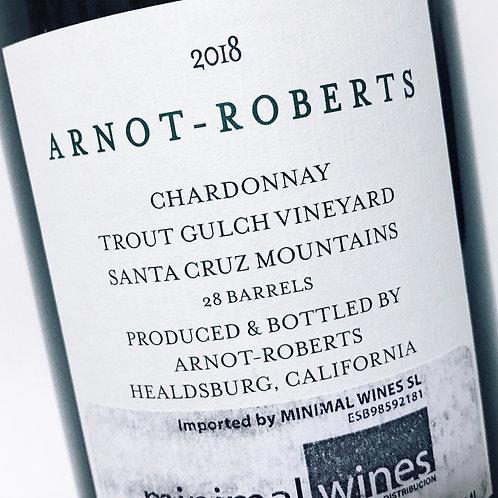 Arnot Roberts Trout Gulch Chardonnay 18