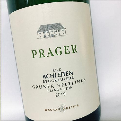 Prager Achleiten Gruner Veltliner smagard 2019