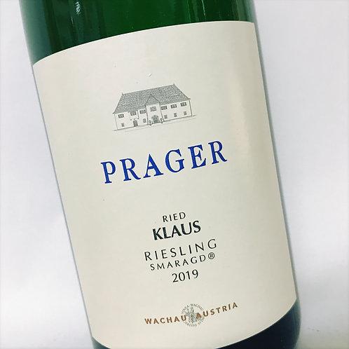 Prager Klaus Riesling Smagard 19