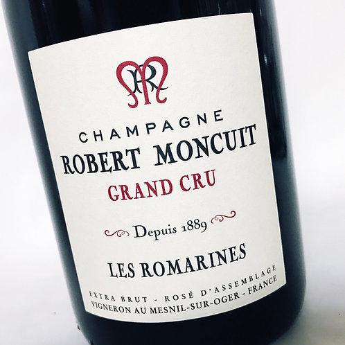 Robert Moncuit Les Romarines Rose