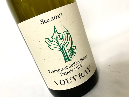F. Pinon Vouvray 2017 sec