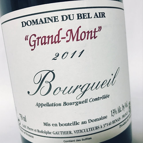 Domaine du Bel Air (Pierre Gauthier) Grand Mont 2008