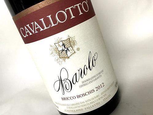 Cavallotto Bricco Boschis 2009