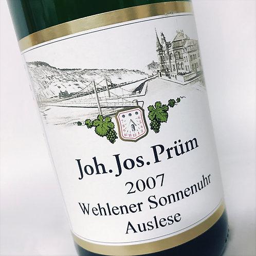J.J. Prum Wehlener Sonnenuhr Auslese GK 07