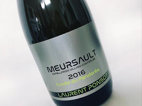 L. Ponsot Mersault Cuvee de Pandorea 2016