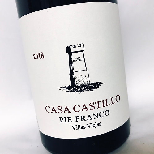 Casa Castillo Pie Franco 2018