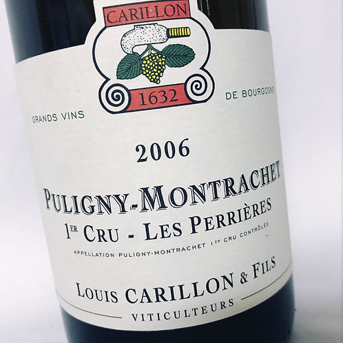 L. Carillon Puligny Montrachet Perrieres 06