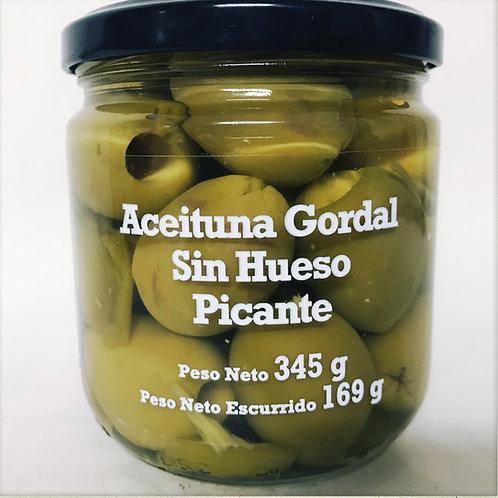 Aceituna Gordal Picante