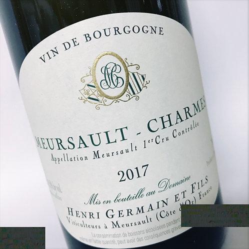 H.Germain Mersault Charmes 17