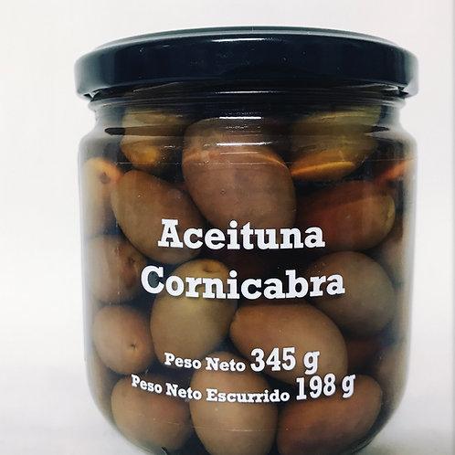 Aceituna Cornicabra