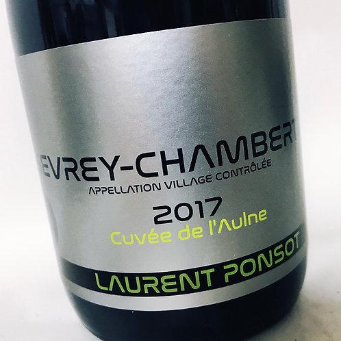 Laurent Ponsot Gevrey Chambertin L' Aulne 17