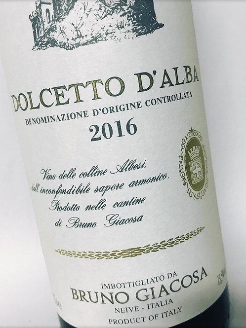 B. Giacosa Dolcetto d´Alba 16