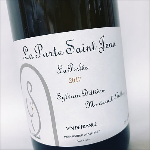Sylvain Dittiere LPSJ La Perlee 17 Blanc
