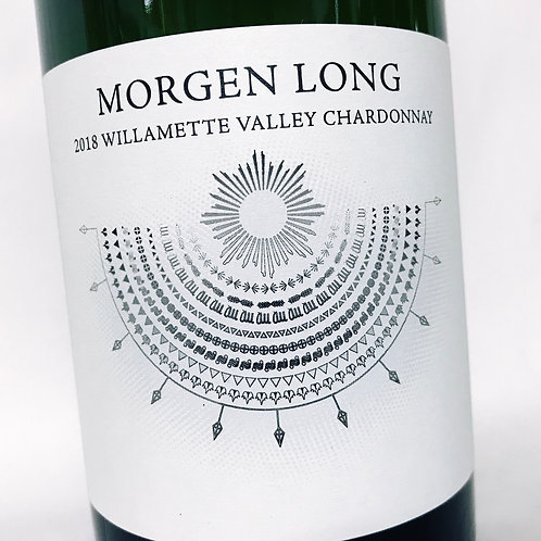 Morgen Long Williamete Valley Chardonnay 18