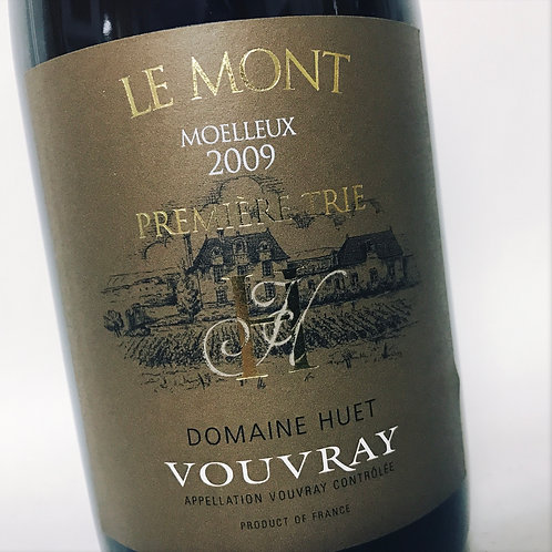 Huet Vouvray Moelleux 1er Trie 09