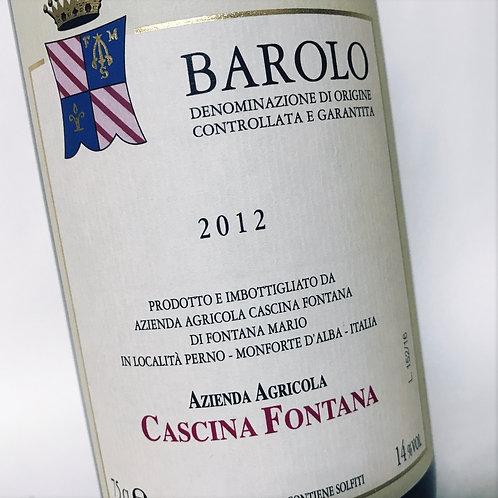 Cascina Fontana Barolo 12