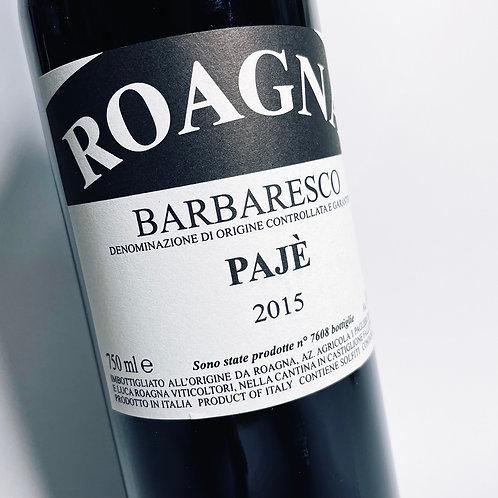 Roagna Barbaresco Paje 15