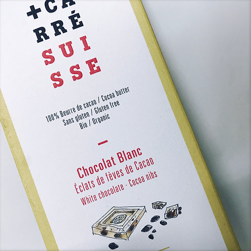 Chocolate Blanco +Carre