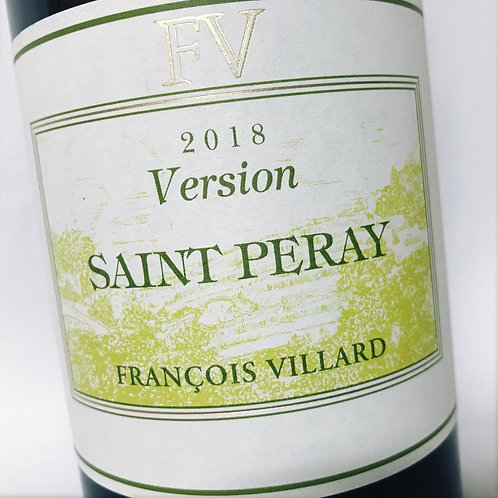 F. Villard Saint Peray Version 18