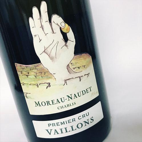 Moreau-Naudet Vaillons Premier Cru 17