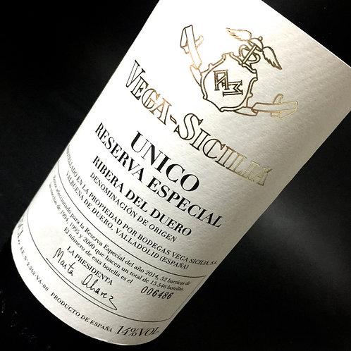 Vega Sicilia Unico Reserva Especia (94-95-00)
